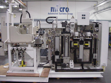 Refurbished machine, automation