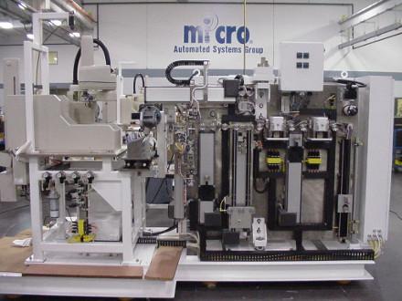 Machine Refurbishment Automated Manufacturing Micro