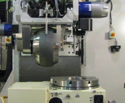 Optical Polishing Machine